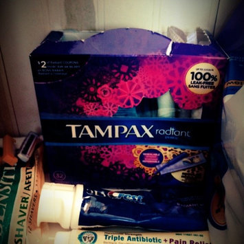 Photo of Tampax Radiant Regular uploaded by Mary F.
