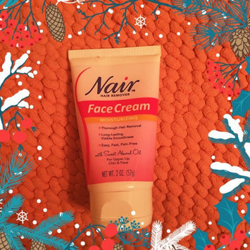 Nair Moisturizing Face Cream, 2 Ounce uploaded by Amie W.