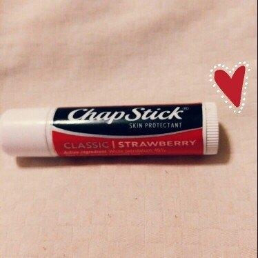 ChapStick® Lip Balm Skin Protectant - Classic Strawberry uploaded by Elizabeth W.