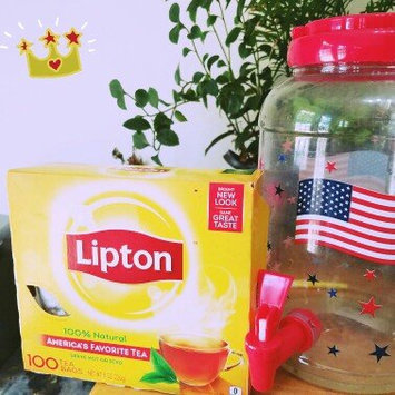 Lipton® Serve Hot or Iced Tea Bags uploaded by Renee B.