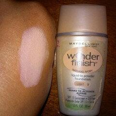 Maybelline Wonder Finish Creamy Natural Light 5 - 1 Fl Oz uploaded by Reni N.