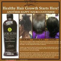 Nzuri Elixir - Liquid Hair Vitamin Plus Growth Stimulants - 32 Ounces uploaded by zarria S.