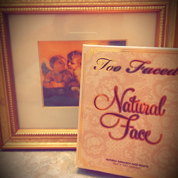 Photo of Too Faced Natural Face Natural Radiance Face Palette uploaded by Harlow B.