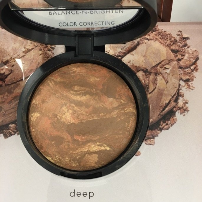 Laura Geller Beauty Baked Color Correcting Foundation, Deep, .32 oz uploaded by Veronica C.