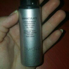 Photo of Hourglass Immaculate Liquid Powder Foundation uploaded by Leanne J.