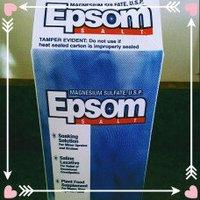 Aaron Brands Laxative & Epsom Salt, 4 lb uploaded by Alyssa K.