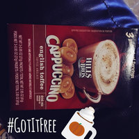 Hills Bros.® English Toffee Cappuccino uploaded by Adriana R.