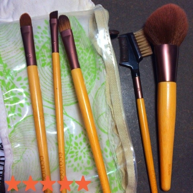 Ecotools Makeup Brushes  uploaded by Paola L.