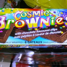 Photo of Little Debbie® Cosmic Brownies With Chocolate Chip Candy uploaded by Lindsey H.