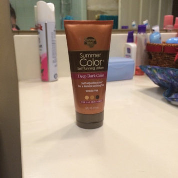 Banana Boat® Summer Color® Deep Dark Color Self-Tanning Lotion 6 fl. oz. Tube uploaded by Mary F.