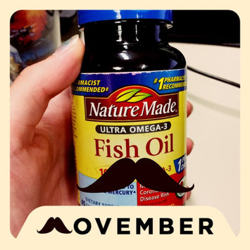 Photo of Nature Made Fish Oil Dietary Supplement - 180 Softgels uploaded by Courtney S.