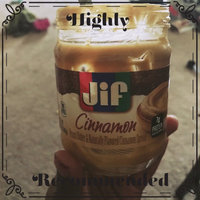 Jif® Peanut Butter & Cinnamon Spread 12 oz uploaded by Junika J.