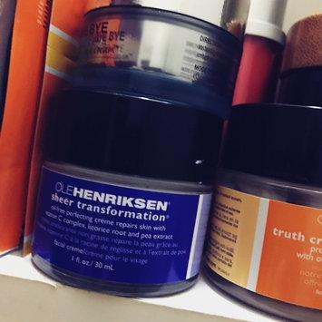 Ole Henriksen Sheer Transformation uploaded by Linda E.