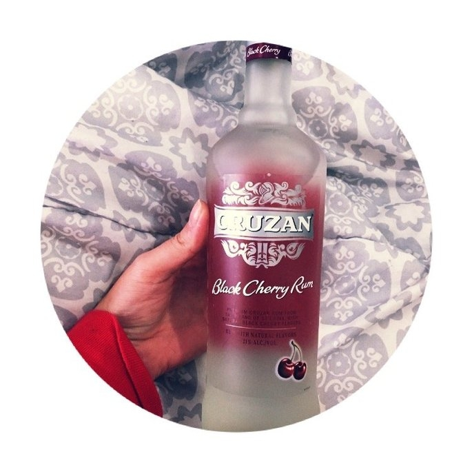 Cruzan Rum Black Cherry 1 Liter uploaded by Clarissa N.
