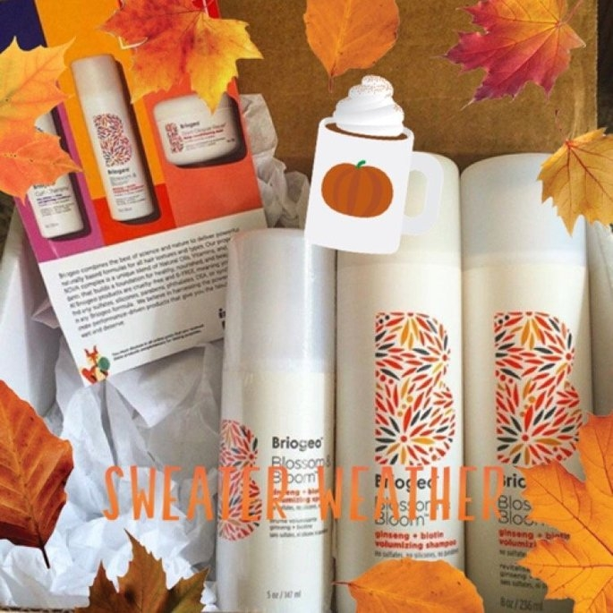 Briogeo Blossom & Bloom Ginseng + Biotin Volumizing Spray uploaded by Eliana A.