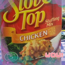 Kraft Stove Top Stuffing Mix for Chicken uploaded by Roman Rosario M.