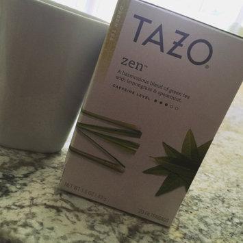 Photo of Tazo Zen™ Green Tea uploaded by Josie J.