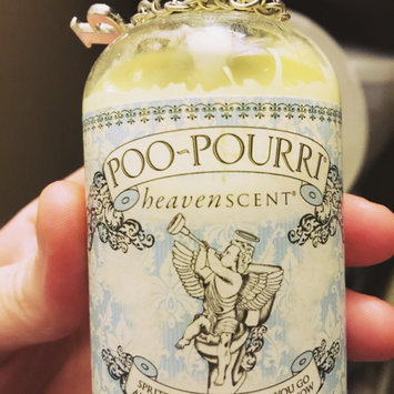 Poo-Pourri Before-You-Go Bathroom Spray uploaded by Angela H.