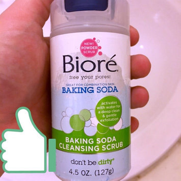 Bioré® Baking Soda Cleansing Scrub uploaded by Tiffany P.
