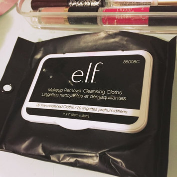 e.l.f. Studio Makeup Remover Cleansing Cloths uploaded by Sara L.