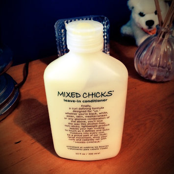 Mixed Chicks  Leave In Hair Conditioner uploaded by Tracey G.