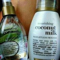 Organix OGX Nourishing Coconut Oil Weightless Hydrating Oil Body Mist - 6.8 oz uploaded by Catherine D.