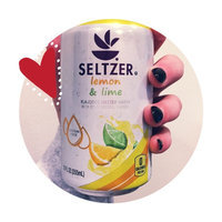 Ahold Flavored Seltzer Water Lemon Lime uploaded by Amber L.