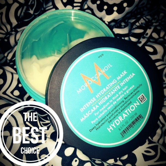 Moroccanoil Intense Hydrating Mask uploaded by Monica O.