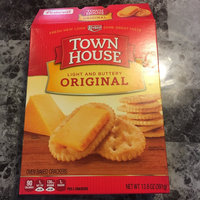 Keebler Town House Light Buttery Crackers Original uploaded by Lilia B.