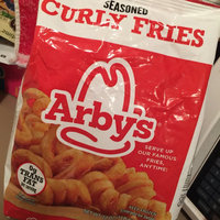 Nathan's Arby's Seasoned Curly Fries 22 oz uploaded by Wendy C.