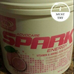 Advocare Spark Energy Drink uploaded by Kymberly D.