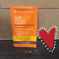 Paula's Choice Extra Care Non-Greasy Sunscreen SPF 50 for Face and Body uploaded by BRIDGET B.