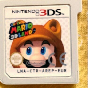 Super Mario 3D Land uploaded by Mel A.