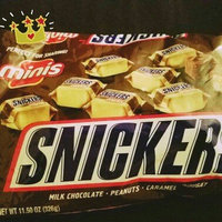Snickers Peanut Butter Squared Minis uploaded by Audrey W.