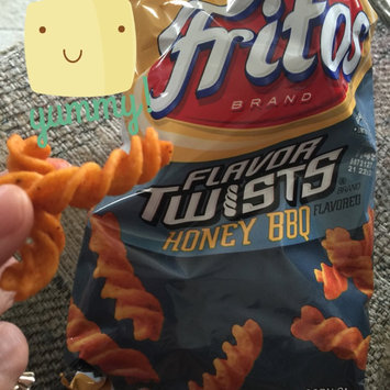 Photo of Fritos® FLAVOR TWISTS® Honey BBQ Flavored Corn Chips uploaded by Wendy C.