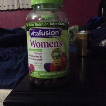 Photo of MISC BRANDS Vitafusion Women's Gummy Vitamins Complete MultiVitamin Formula uploaded by Andrea S.