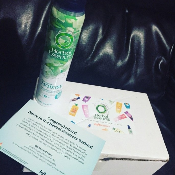 Herbal Essences Set Me Up Mousse uploaded by Shelby B.