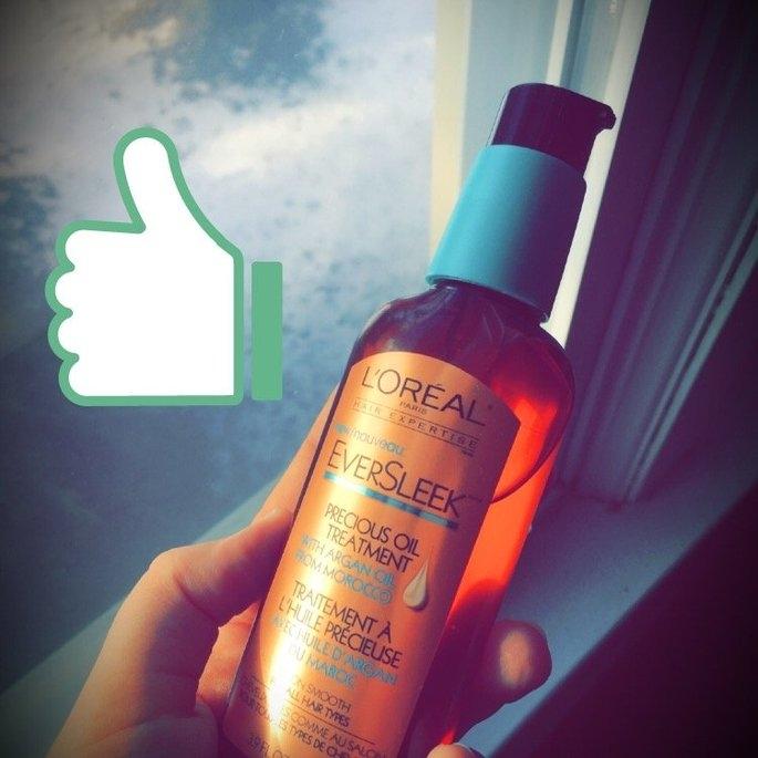 L'Oréal EverSleek Precious Oil Treatment with Argan Oil uploaded by Sara K.