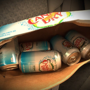 Photo of Canada Dry Original Sparkling Seltzer Water uploaded by Monica H.
