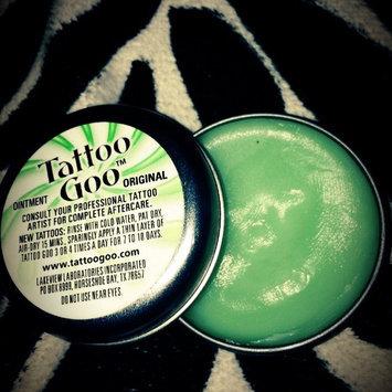 Photo of The Original Tattoo Goo Tattoo AfterCare Salve uploaded by Nina N.