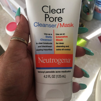 Photo of Neutrogena® Clear Pore Cleanser/Mask uploaded by Jessica N.