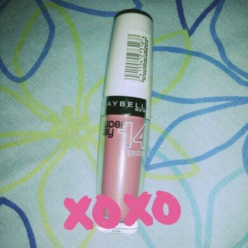 Maybelline SuperStay 14 Hour Lipstick uploaded by Varinia G.