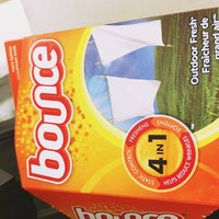 Bounce Outdoor Fresh Fabric Softener Sheets 160 Count uploaded by Lina F.