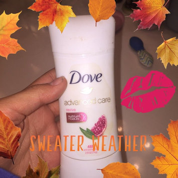 Photo of Dove Advanced Care Antiperspirant Deodorant Revive uploaded by Zoee D.