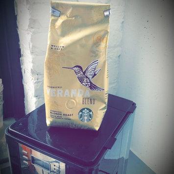 Photo of STARBUCKS® Veranda Blend® Mellow & Soft Whole Bean uploaded by Whitney L.