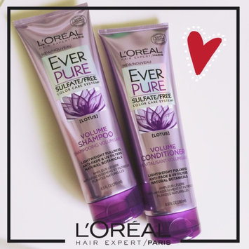 L'Oréal EverPure Volume Conditioner uploaded by Leigh P.