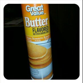 Photo of Great Value Butter Flavored Cooking Spray, 8 oz uploaded by Alisha H.