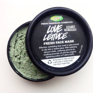 Photo of LUSH Love Lettuce Face Mask uploaded by Sivi P.