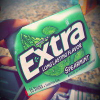 Extra Spearmint Sugar-Free Gum uploaded by Lauren R.
