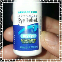 Bausch & Lomb Advanced Eye Relief Rejuvenation Preservative Free Lubricant Eye Drops, 32 Single-Use Dispensers (Pack of 3) uploaded by Julie F.